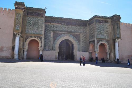 G_Koningssteden Meknes 1